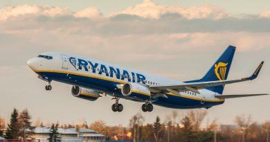 Ryanair riapre i voli