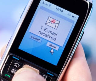 Nuove modalità di e-mail