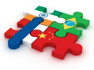 Brasile, Russia, India, Cina