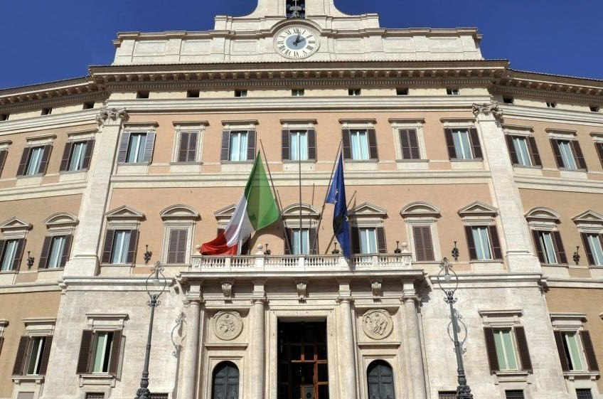 Decreto turismo_Palazzo_Montecitorio
