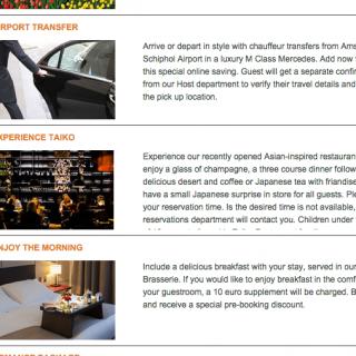Come aumentare l'hotel revenue? Integrare con la vendita dei servizi aggiuntivi