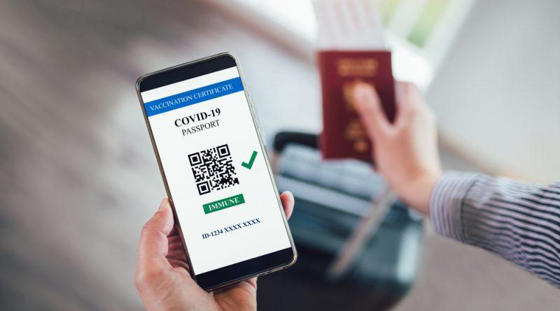 passaporto vaccinale digitale