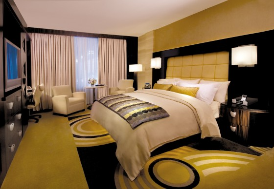 Interior Hotel Design worth 40% of Property's Marketing Value