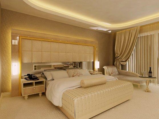 Interior Hotel Design worth 40 of Propertys Marketing Value