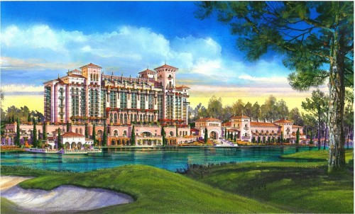 The New Hotel Will Be Built In Orlando