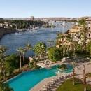 The third Legend hotel: Sofitel Legend Old cataract Aswan