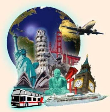 Travel agencies change