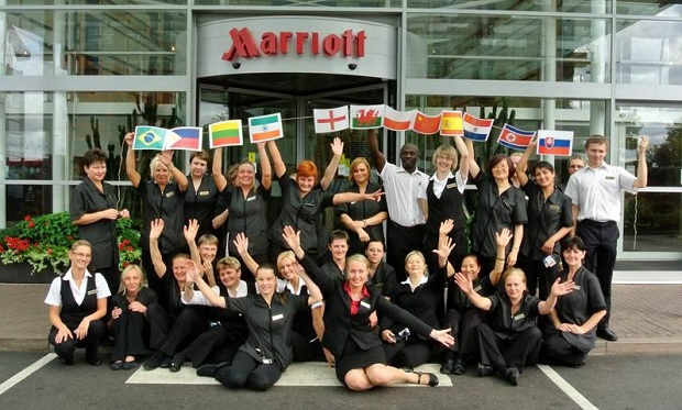 Marriott One Of The Best Companies To Work For In 2017