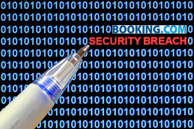 Booking.com Security Breach