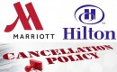 Marriott and Hilton to Change Cancellation Policy